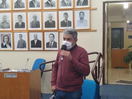 Líder do Governo indica investimento na região do Passinho do Aldeia