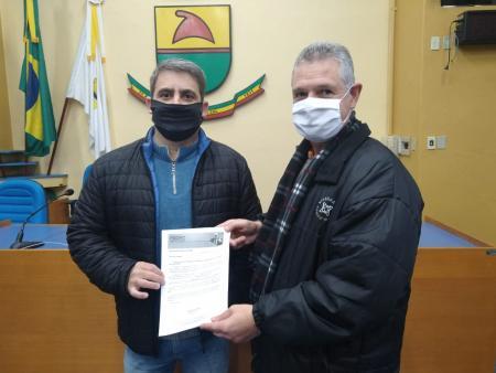 Vereador anuncia emenda de R$ 250 mil para Escola Dagoberto Barcelos