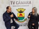Jussarete Vargas assume a Câmara nesta terça-feira