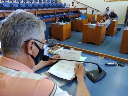 Contas de 2017 do município de Caçapava são aprovadas pelo Legislativo