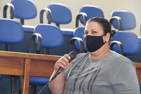 Vereadora Mirella assume o cargo de 2ª secretária da Mesa Diretora na Câmara