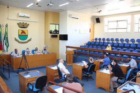Câmara realiza reunião com técnicos da Fazenda para esclarecer dúvidas referentes a LOA