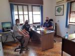 Vereador Antônio Almeida busca recursos hídricos para o interior do município