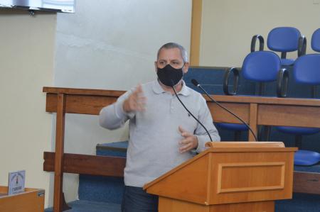 Vereador Marco Vivian solicita ao Executivo número de óbitos de recém nascidos em Caçapava