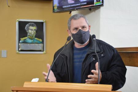 Vereador propõe ao Executivo que a população de Caçapava seja testada para o Covid-19
