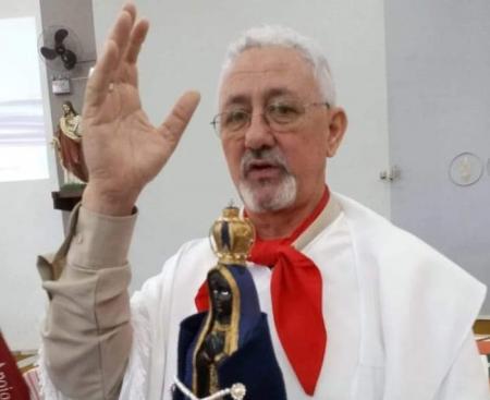 Câmara de vereadores emite nota de pesar pelo falecimento do padre Jorge Antônio Hudson