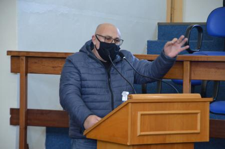 Vereador solicita ao Executivo Municipal informações sobre o Centro de Oftalmologia