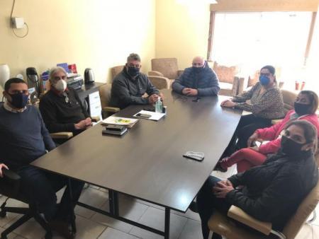 Vereador realiza reunião com prefeito de Lavras do Sul