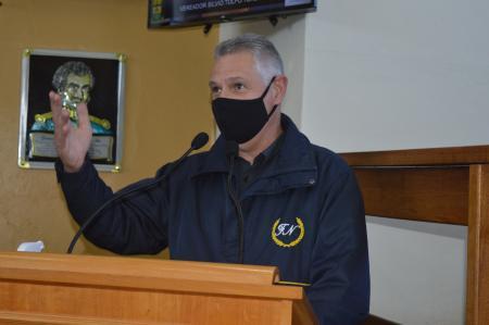 Vereador Indica ao Executivo a realização de mutirão nas Minas do Camaquã